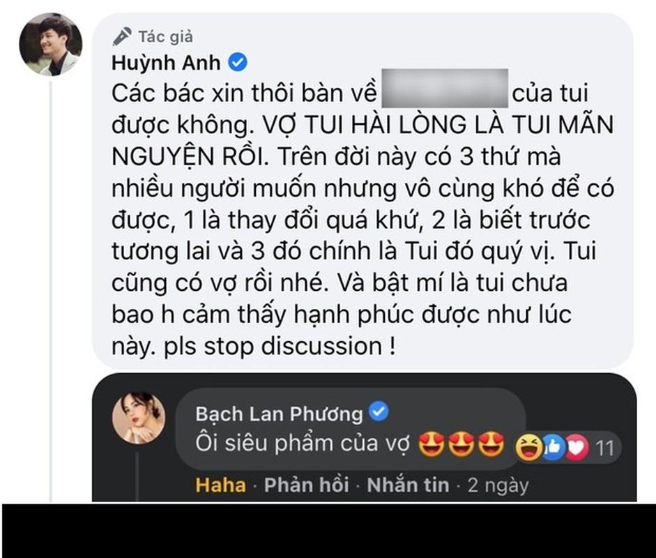 Hau binh luan kem duyen ve nguoi cu, Huynh Anh co dong thai la-Hinh-10