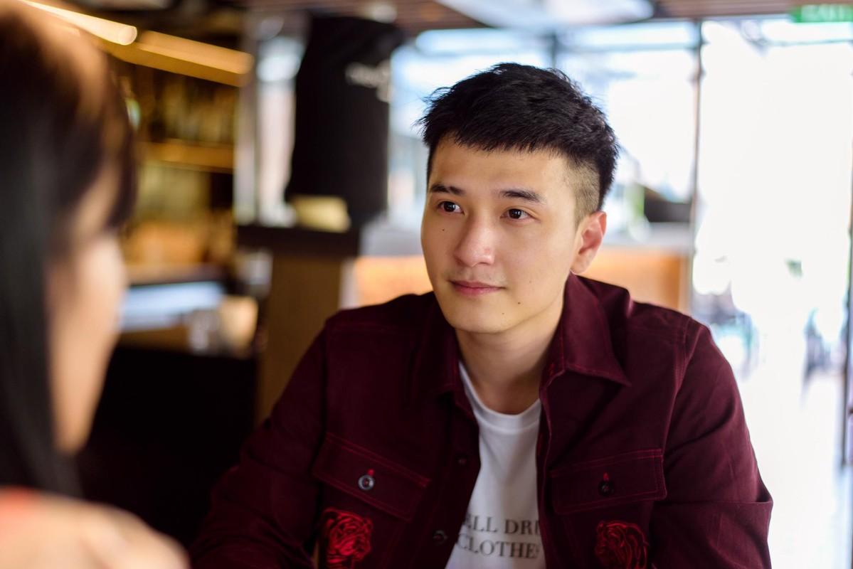 Hau binh luan kem duyen ve nguoi cu, Huynh Anh co dong thai la-Hinh-2