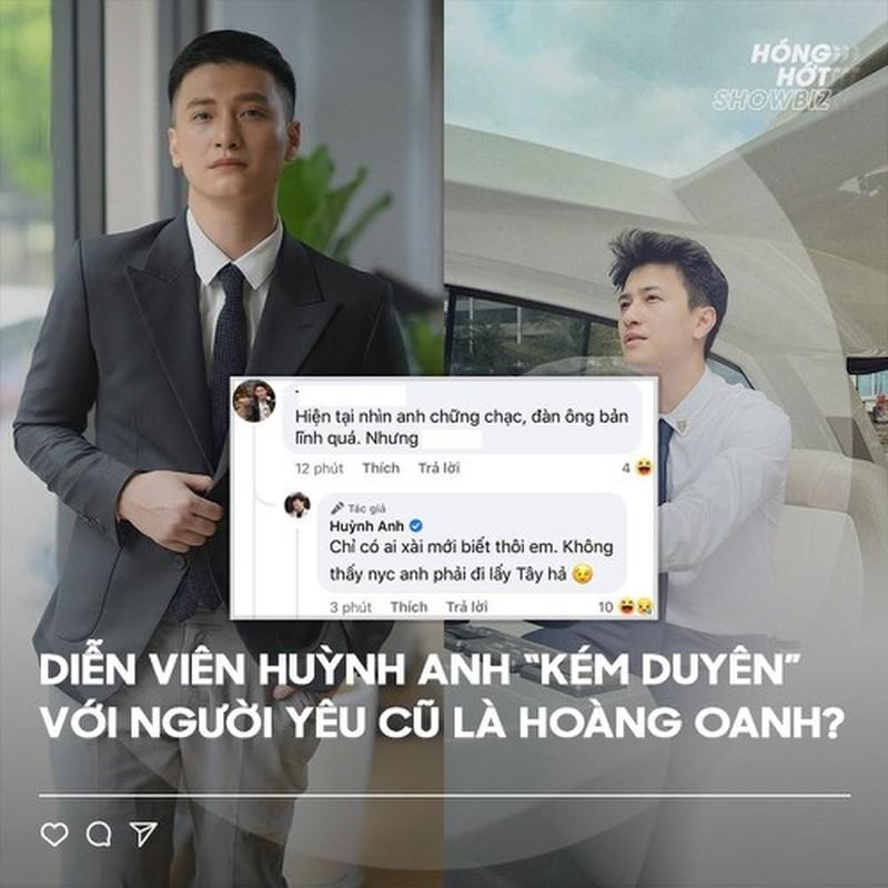 Hau binh luan kem duyen ve nguoi cu, Huynh Anh co dong thai la-Hinh-3