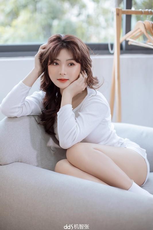 Hot girl Thai Nguyen tai gioi lan gio moi khien netizen chu y.-Hinh-10