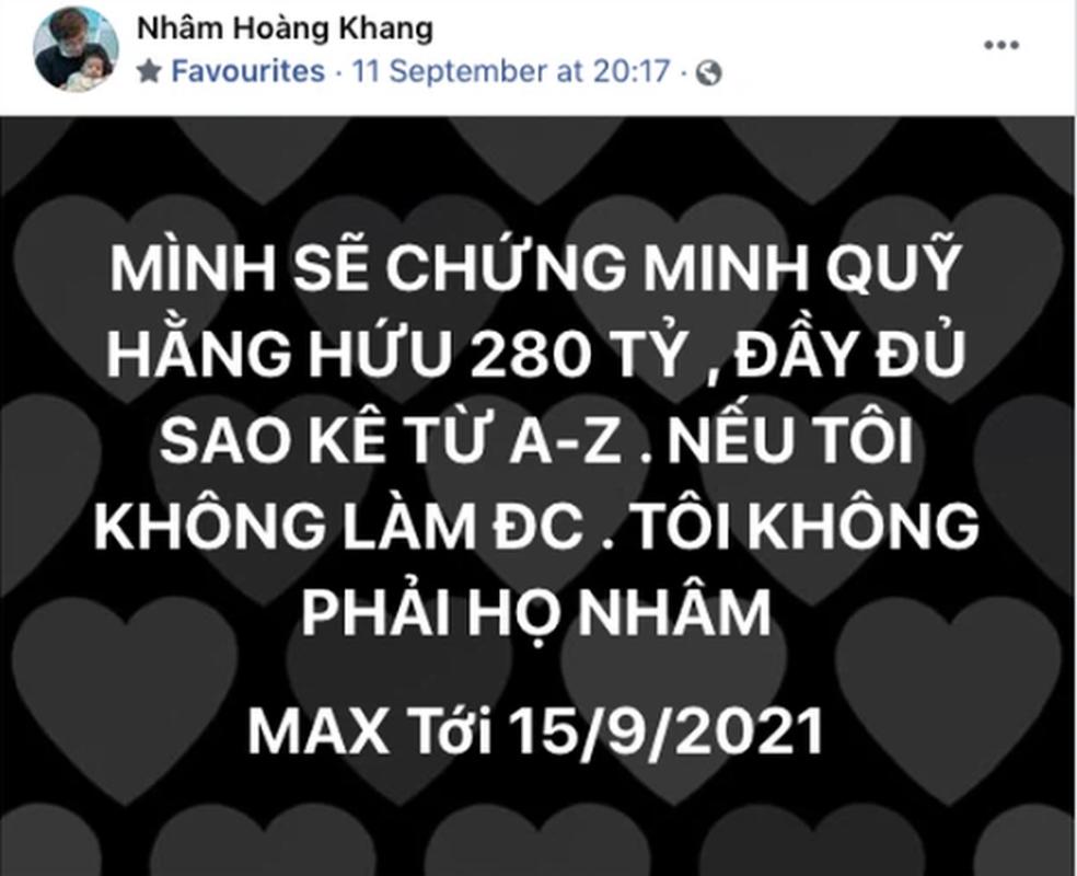 """Cau IT"" Nham Hoang Khang dua cot sao ke, netizen tuc gian ngut troi-Hinh-8"