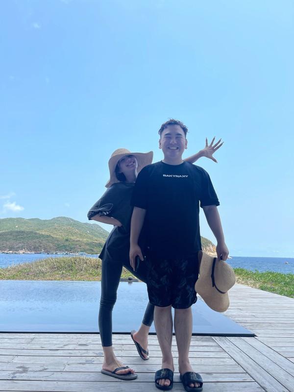 Xoai Non bat ngo doi cuoi lan 2, nhac Linh Ngoc Dam mung qua-Hinh-11