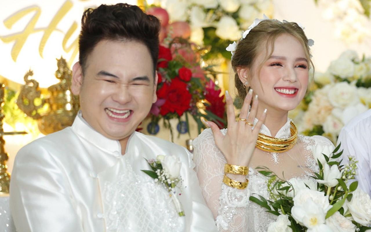 Xoai Non bat ngo doi cuoi lan 2, nhac Linh Ngoc Dam mung qua-Hinh-7