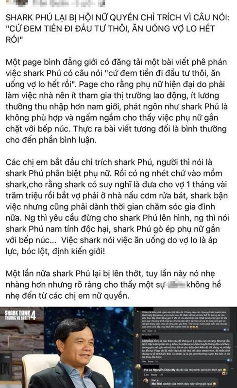 Shark Phu va nhung phat ngon gay xon xao coi mang den phu nu-Hinh-3