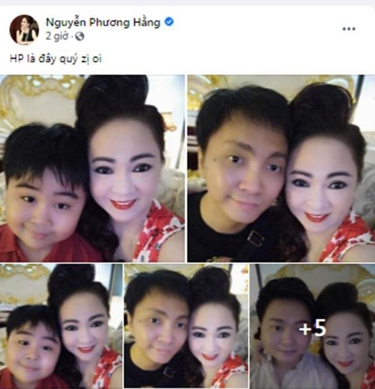 Tung anh cuc hiem cung cac con, ba Phuong Hang to niem hanh phuc-Hinh-3