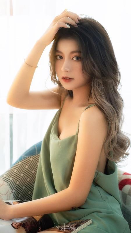 Hot girl Gen Z xu Lang cang tran suc song tuoi moi lon-Hinh-5