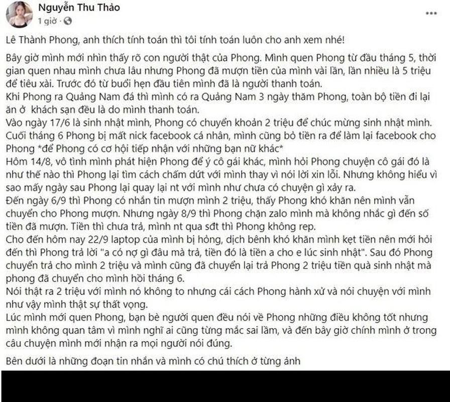 Cuu cau thu U21 Viet Nam bat ngo bi hot girl to loi dung-Hinh-2