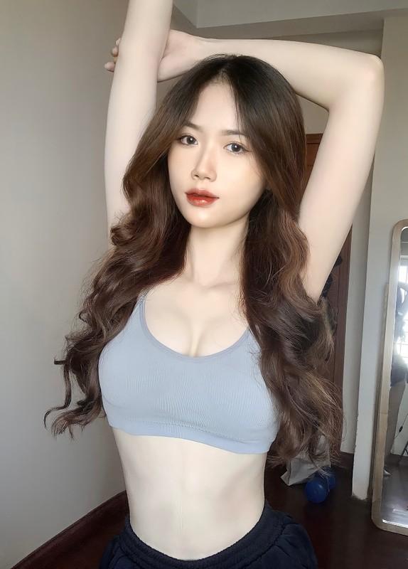 Hot girl 2K lo vong eo tru danh lam bao chang trai ngat ngay-Hinh-5