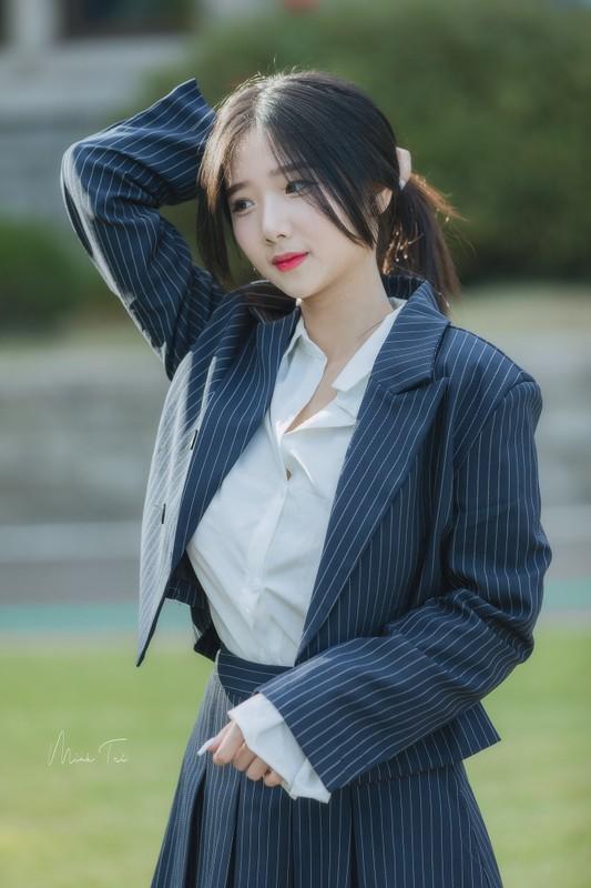 Gai xinh 9x kho so vi bi nham la hot girl xu Kim Chi-Hinh-2