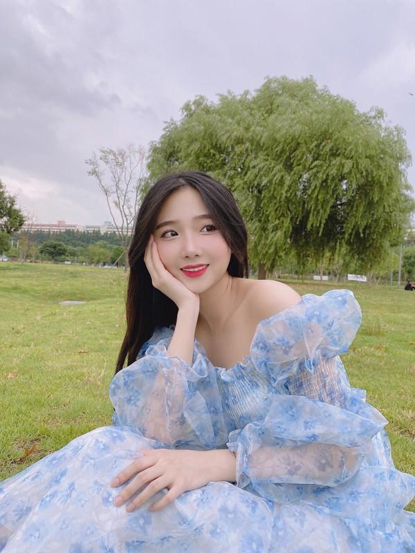 Gai xinh 9x kho so vi bi nham la hot girl xu Kim Chi-Hinh-3