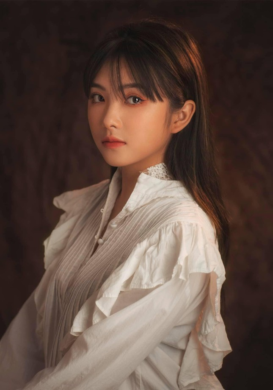 """Hot girl Thai Nguyen nhan sac """"ngot lim"""" don tim bao chang trai-Hinh-12"""
