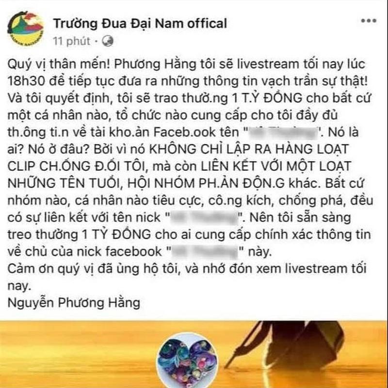 """Ba Phuong Hang noi ly do """"cach mat"""" Nham Hoang Khang gay chu y-Hinh-7"""