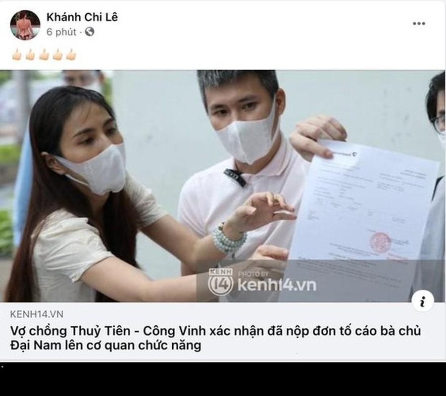 Em gai Cong Vinh tung tin nhan tu thien, netizen xon xao ban tan-Hinh-6