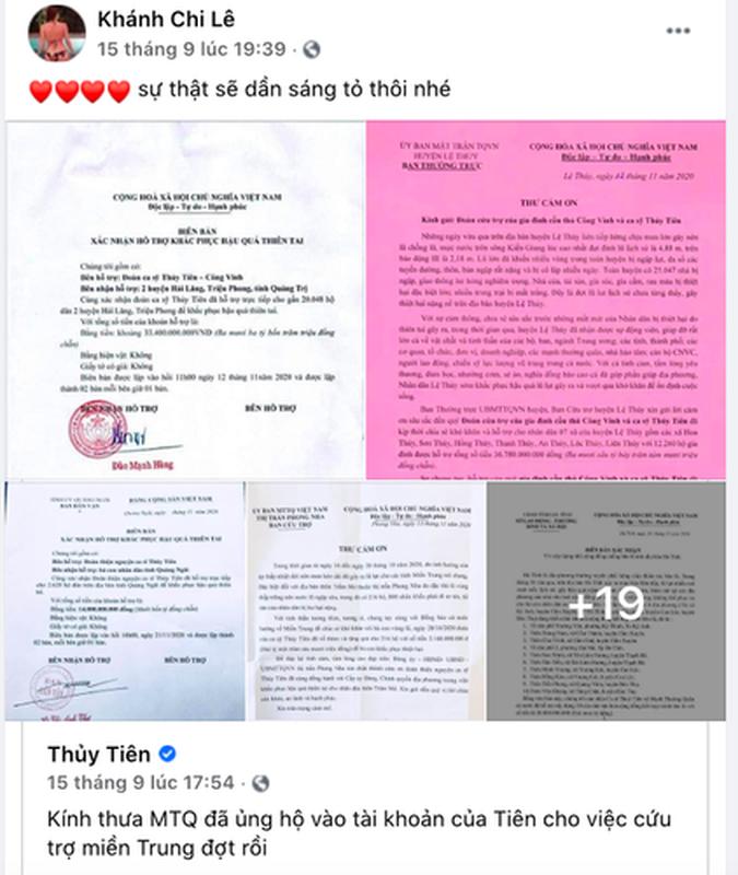 Em gai Cong Vinh tung tin nhan tu thien, netizen xon xao ban tan-Hinh-9