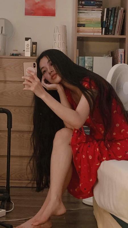 """""""Nu than y khoa"""" khoe khuon trang day dan, netizen nhin ma me-Hinh-2"""