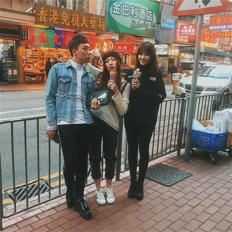 Em gái Trấn Thành lộ diện mạo mới lạ như idol Hàn Quốc