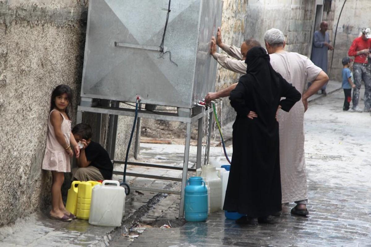 Chum anh khoanh khac yen binh yen hiem hoi o Aleppo-Hinh-14