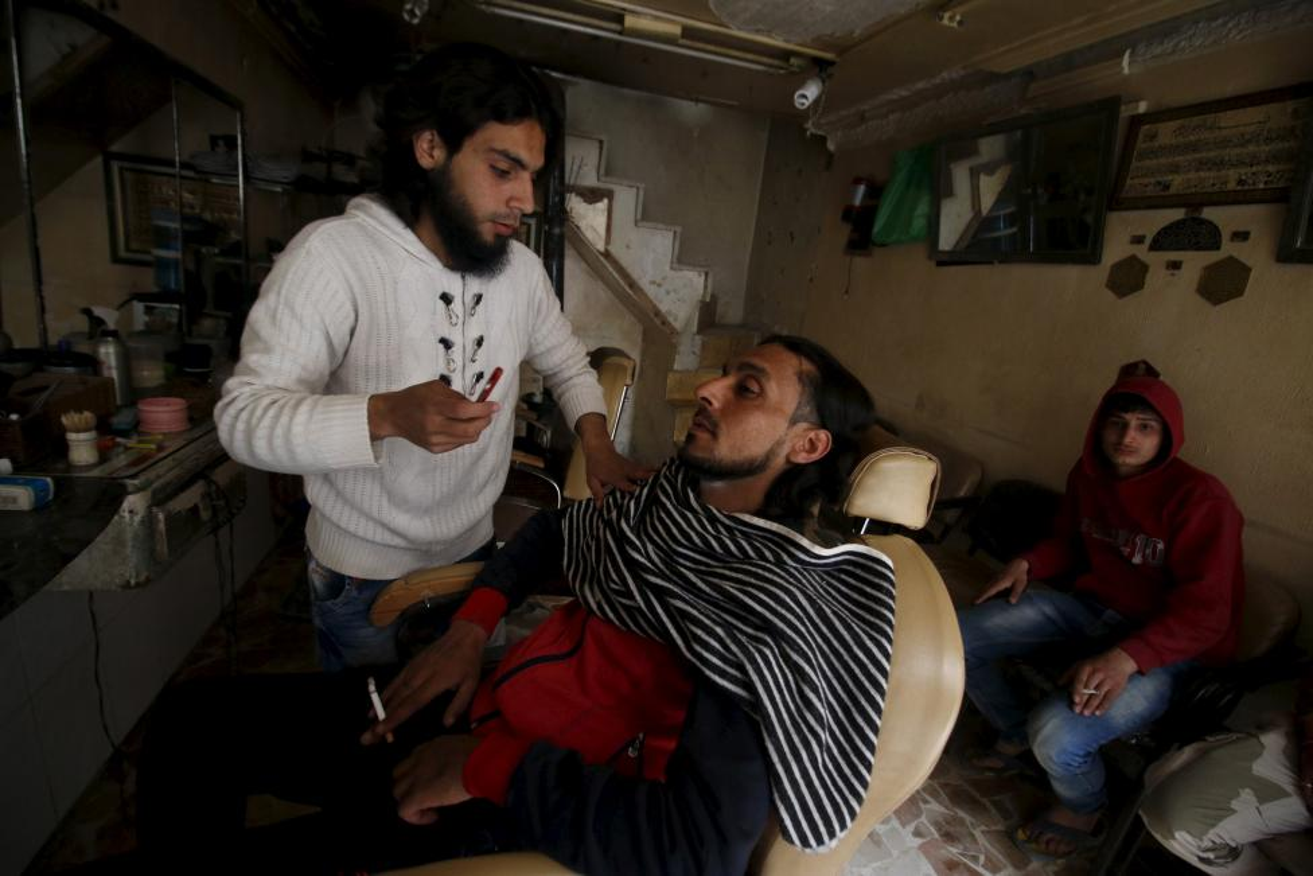 Chum anh khoanh khac yen binh yen hiem hoi o Aleppo-Hinh-5