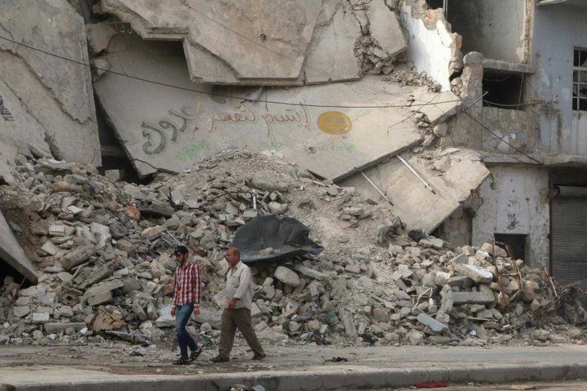 Chum anh khoanh khac yen binh yen hiem hoi o Aleppo-Hinh-8