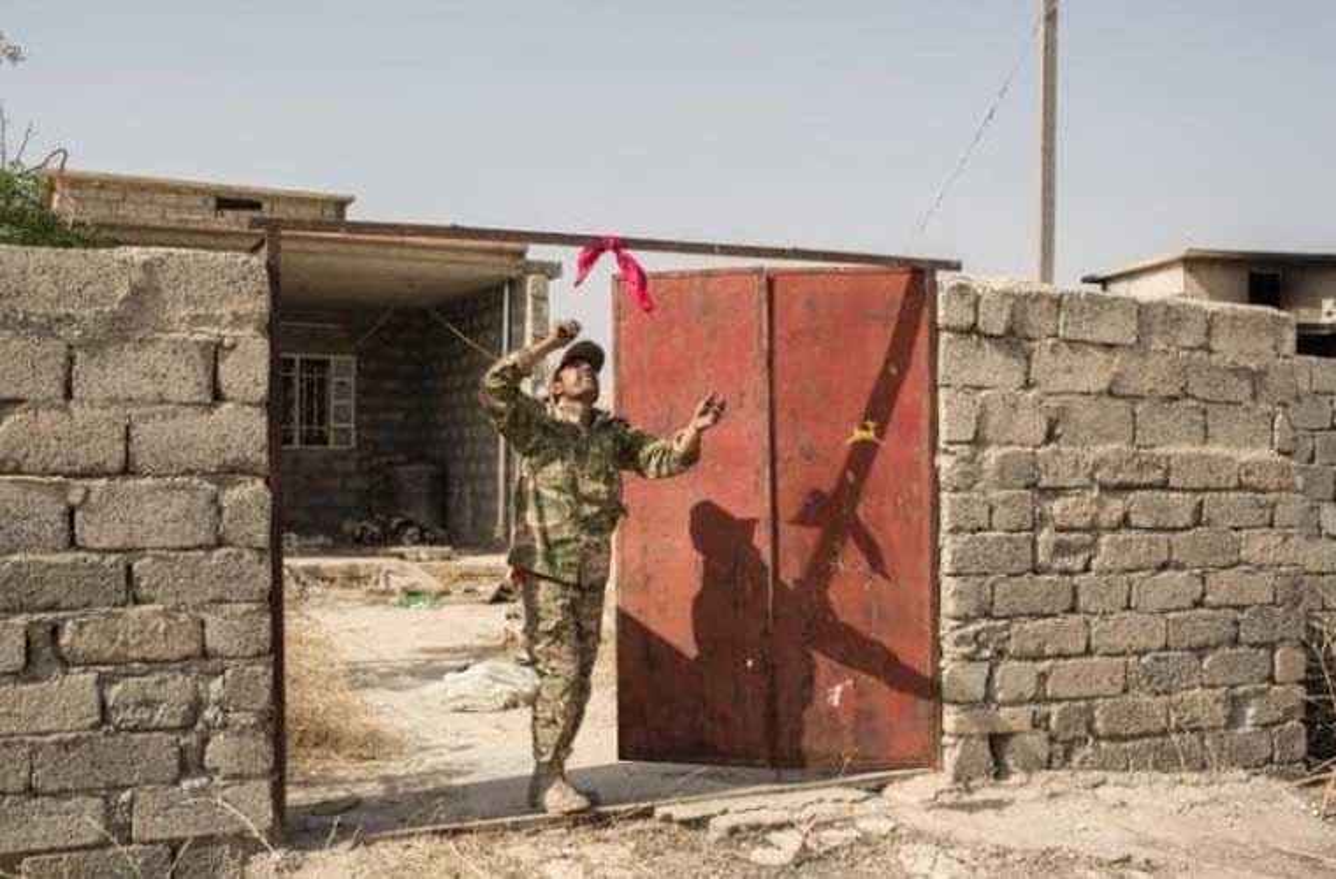 Dot nhap ngoi lang Iraq moi duoc giai phong tu tay IS-Hinh-10
