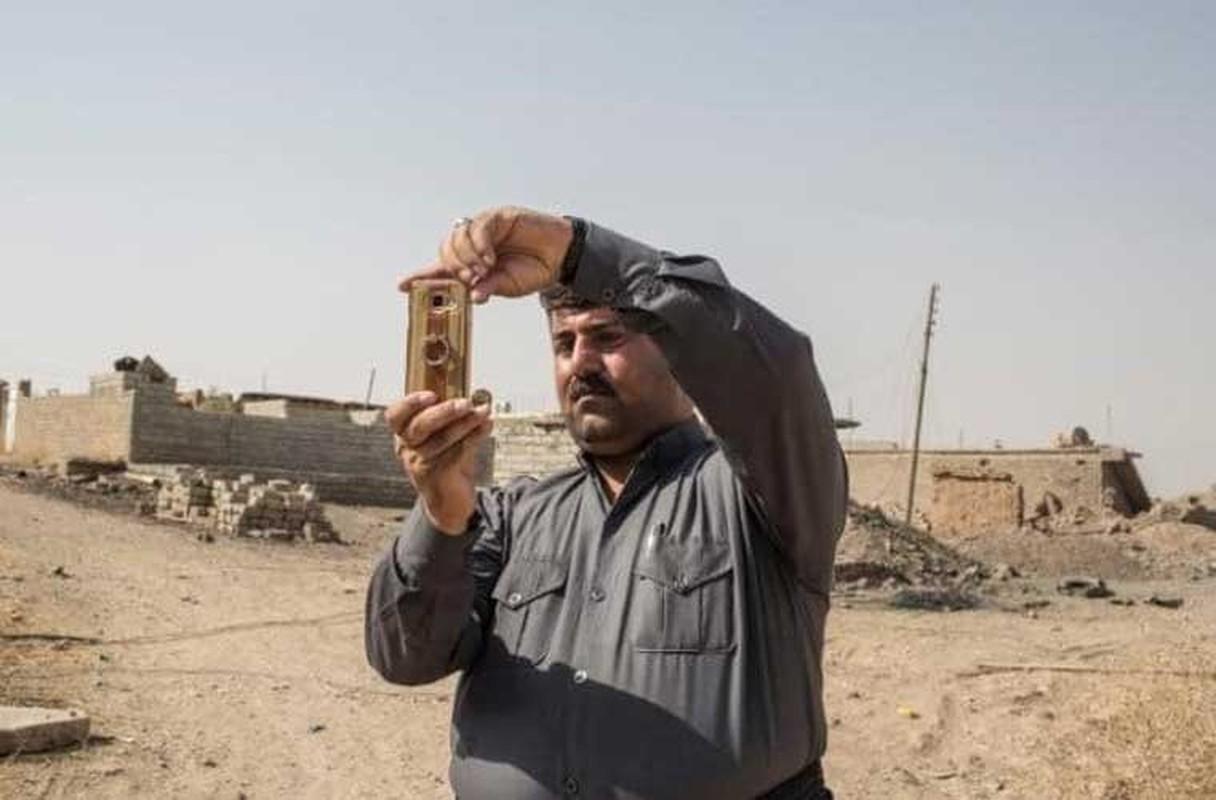 Dot nhap ngoi lang Iraq moi duoc giai phong tu tay IS-Hinh-7