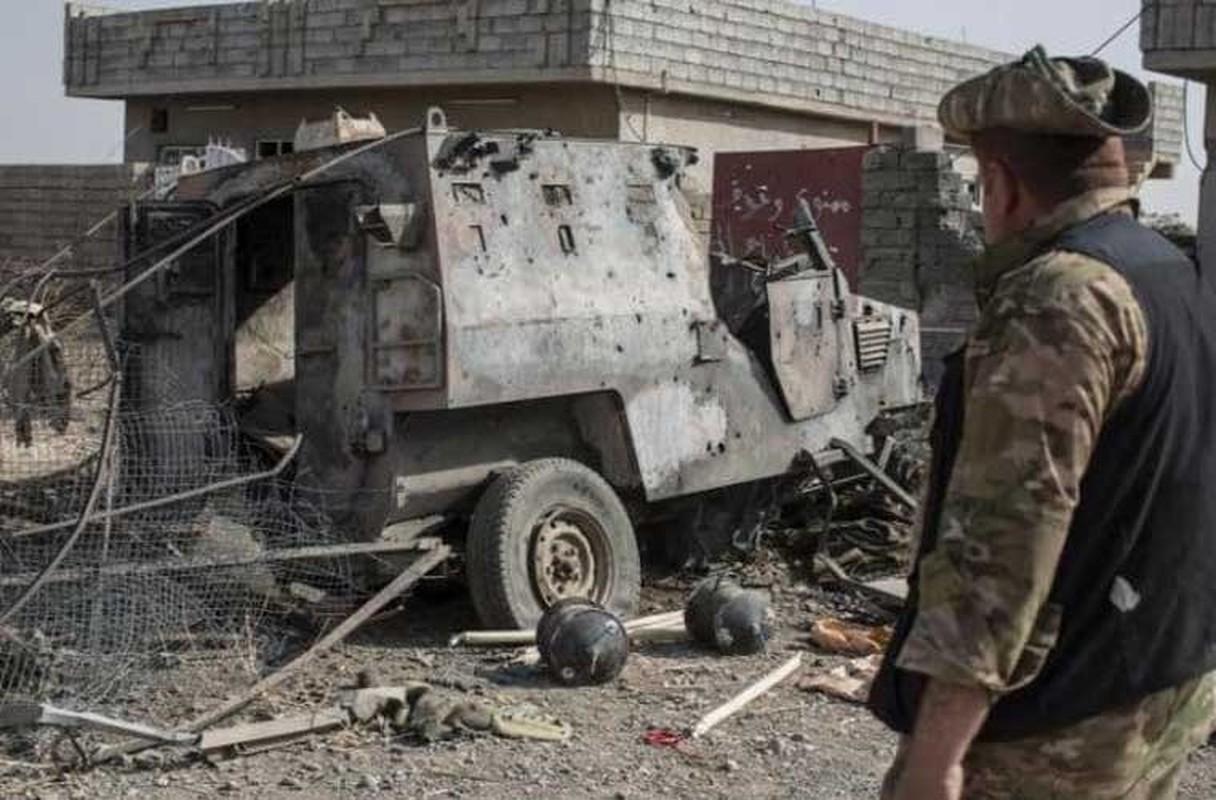 Dot nhap ngoi lang Iraq moi duoc giai phong tu tay IS