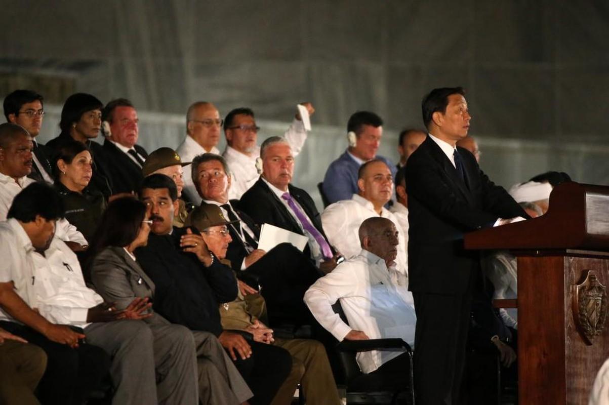 Lanh dao the gioi du le tuong niem lanh tu Fidel Castro-Hinh-10