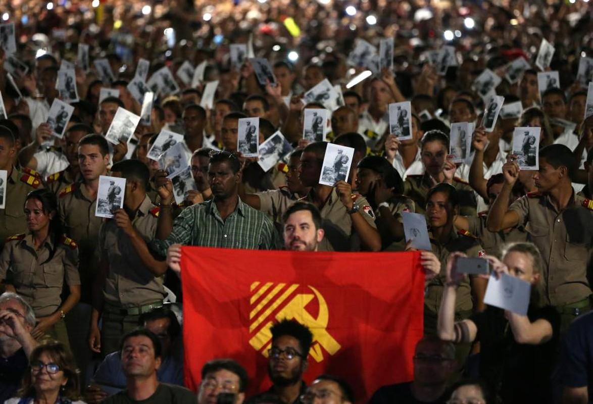 Lanh dao the gioi du le tuong niem lanh tu Fidel Castro-Hinh-3