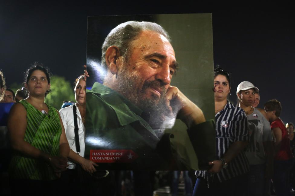 Lanh dao the gioi du le tuong niem lanh tu Fidel Castro-Hinh-6