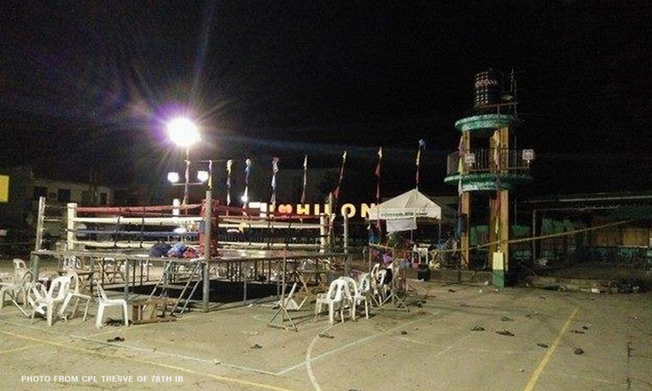No lon o Philippines, 34 nguoi bi thuong-Hinh-2