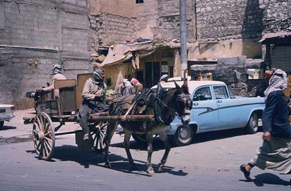 15 anh hiem ve cuoc song yen binh o Damascus nam 1965-Hinh-10