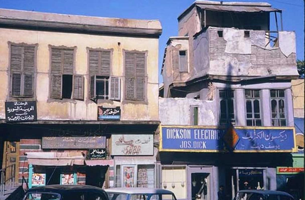 15 anh hiem ve cuoc song yen binh o Damascus nam 1965-Hinh-11