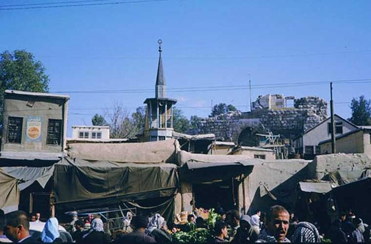 15 anh hiem ve cuoc song yen binh o Damascus nam 1965-Hinh-12