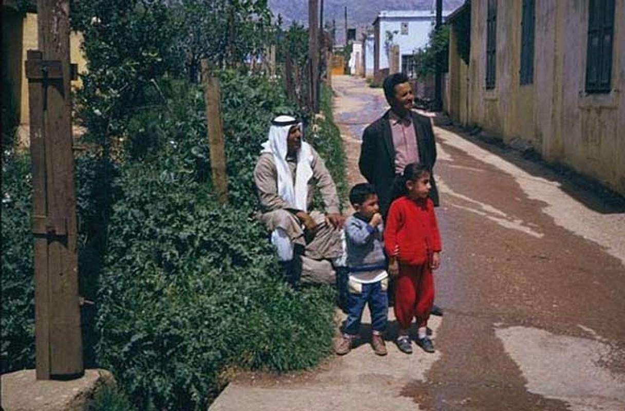 15 anh hiem ve cuoc song yen binh o Damascus nam 1965-Hinh-3