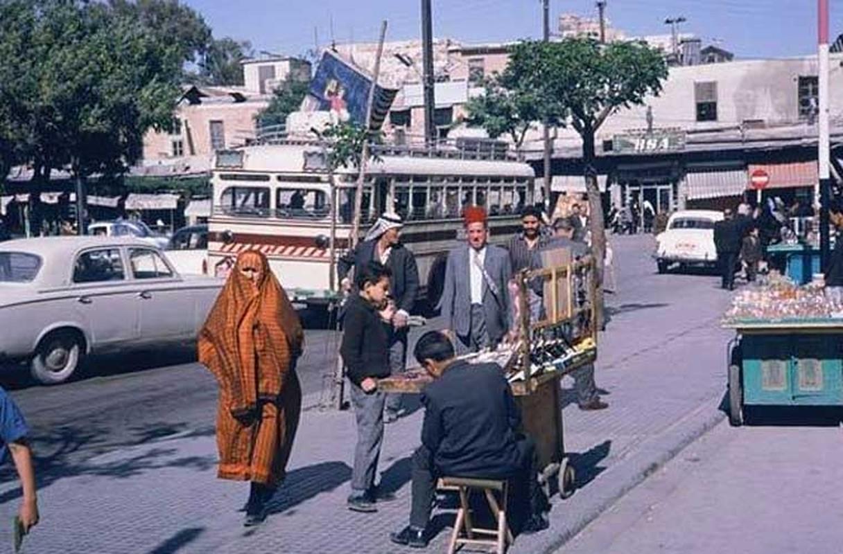 15 anh hiem ve cuoc song yen binh o Damascus nam 1965-Hinh-4