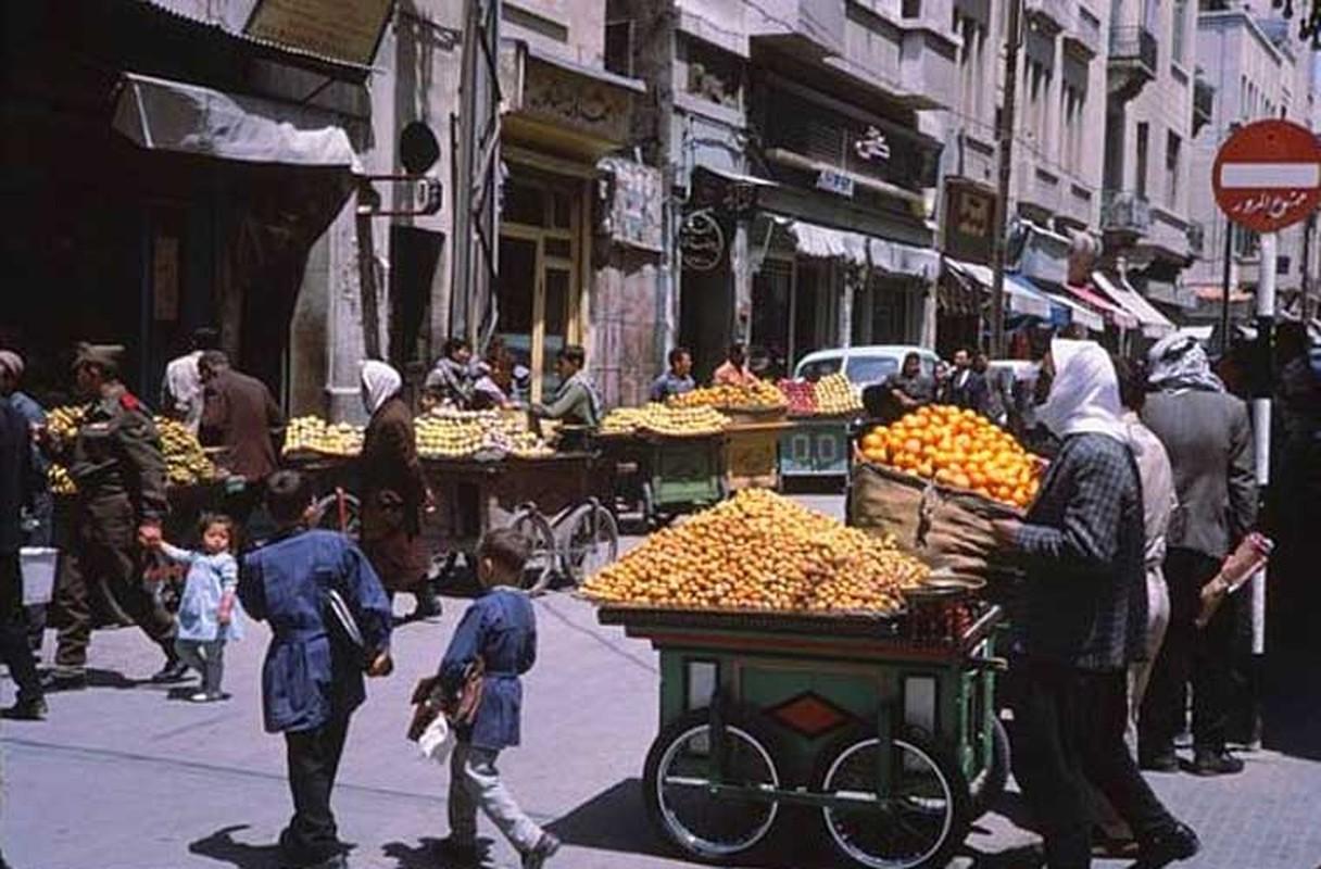 15 anh hiem ve cuoc song yen binh o Damascus nam 1965