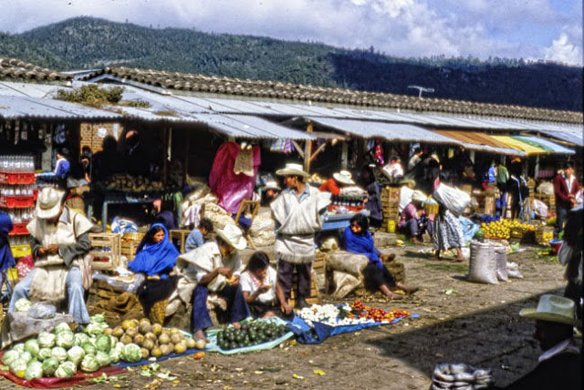 15 anh mau ghi lai cuoc song o Mexico nam 1980-Hinh-3