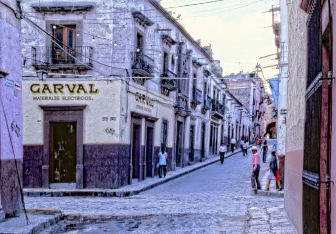 15 anh mau ghi lai cuoc song o Mexico nam 1980-Hinh-5