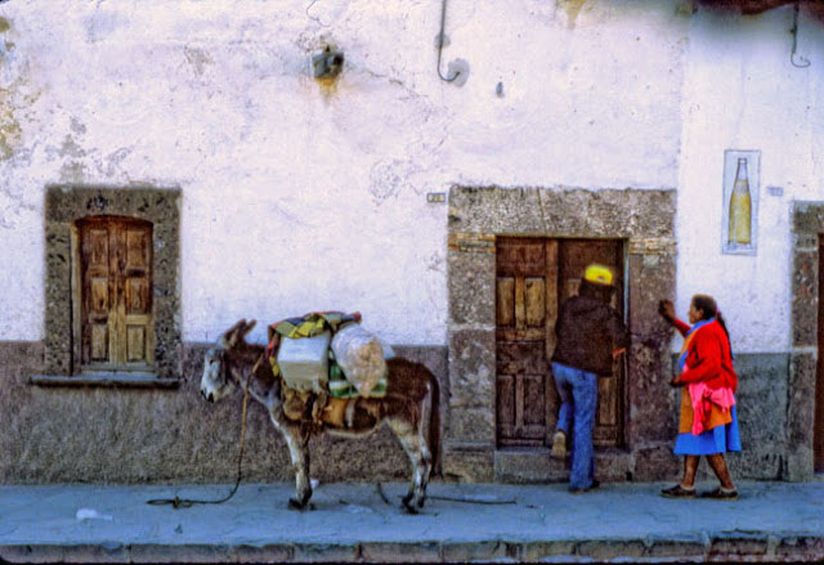 15 anh mau ghi lai cuoc song o Mexico nam 1980-Hinh-8
