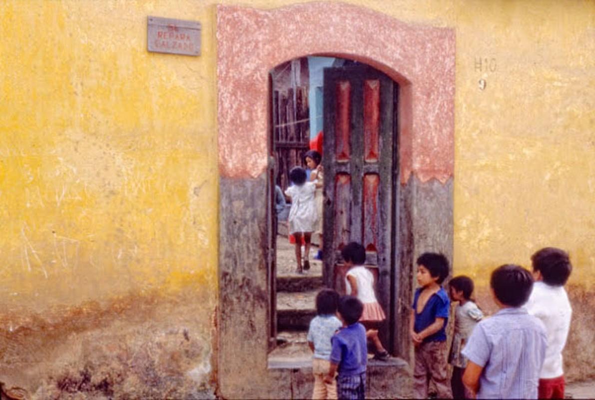 15 anh mau ghi lai cuoc song o Mexico nam 1980-Hinh-9