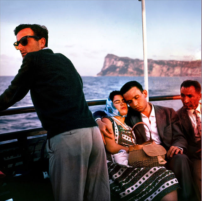 Chum anh thanh pho Napoli nhung nam 1950-Hinh-10