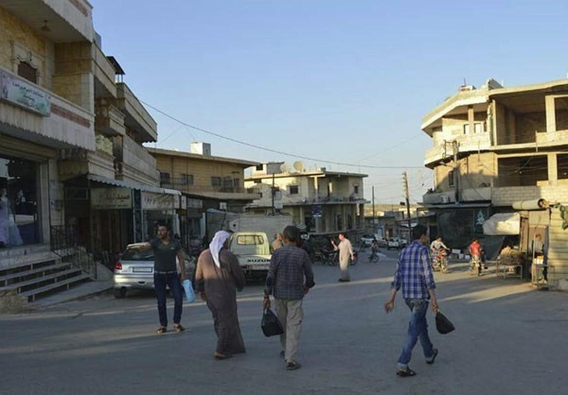 Dan Syria dua nhau mua sam chuan bi cho thang le Ramadan-Hinh-9