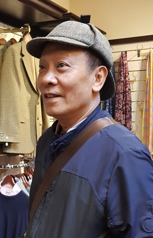 MC Lai Van Sam va chum anh doi thuong cuc gan gui-Hinh-6