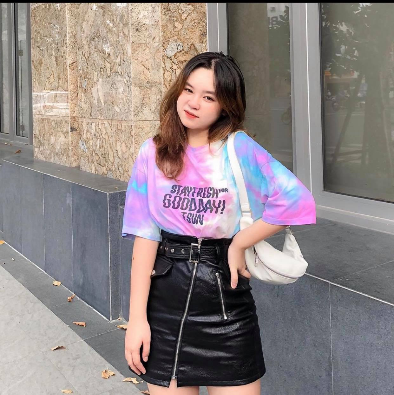 Nhuc mat phong cach dien ao phong ho hang phan cam tren Instagram-Hinh-7