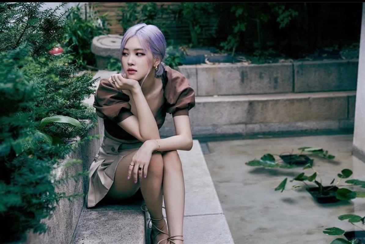 Rose - Black Pink khoe vai tran va vong mot goi cam-Hinh-5
