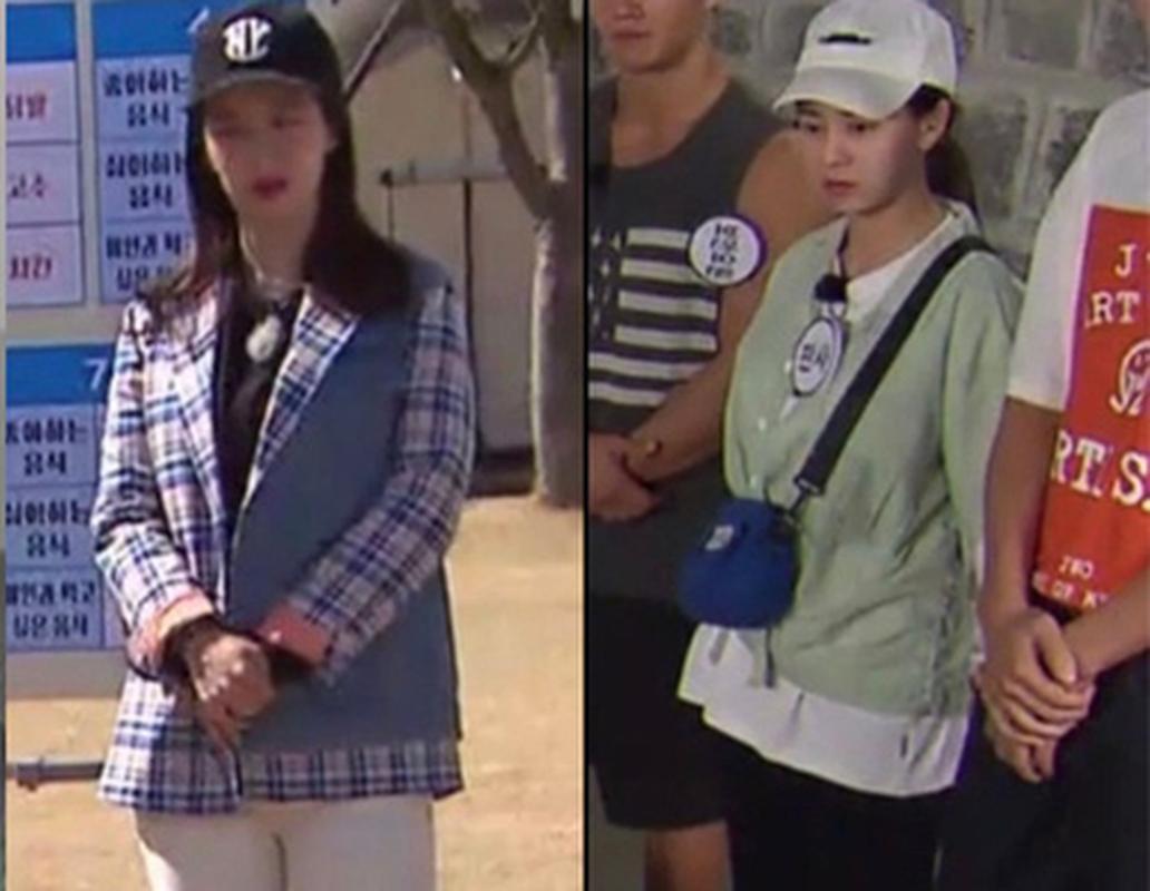 """""""Mo Ngo"""" Song Ji Hyo bi la o vi mac xau trong Running Man-Hinh-2"""
