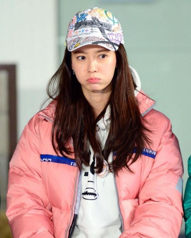"""""""Mo Ngo"""" Song Ji Hyo bi la o vi mac xau trong Running Man-Hinh-8"""