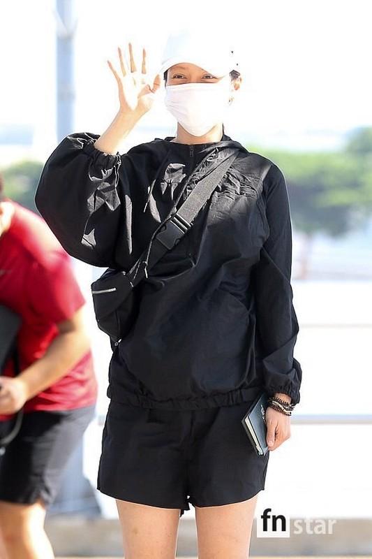 """""""Mo Ngo"""" Song Ji Hyo bi la o vi mac xau trong Running Man-Hinh-9"""
