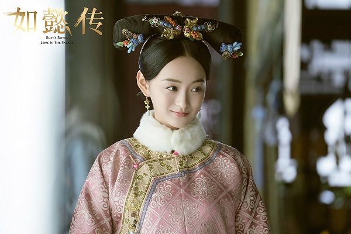 """My nhan """"Hau cung Nhu Y truyen"""" xuat hien o """"Lien Quan Mobile goc""""-Hinh-8"""
