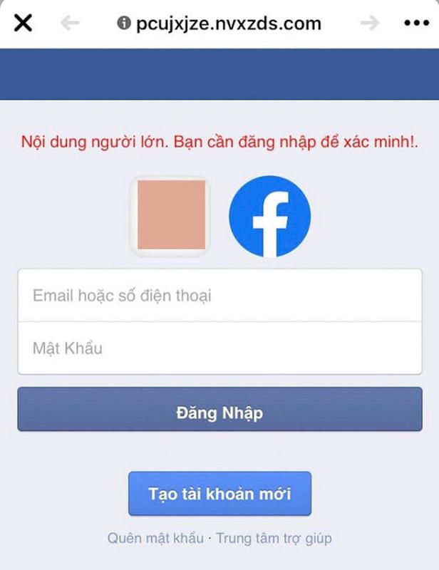 Canh bao nhung chieu tro lua gat de danh cap thong tin tren Facebook-Hinh-6